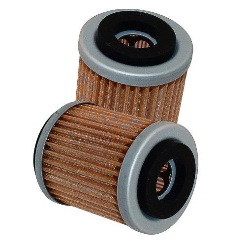 2-PACK Oil Filter YAMAHA MOTO-4 350 YFM350 YFM-350 346 350 1987-1995 ATV