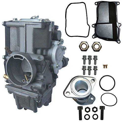 ZOOM ZOOM PARTS Carburetor Intake Manifold Boot fits Yamaha Moto 4 YFM 350 YFM350 Moto-4 1987-1995