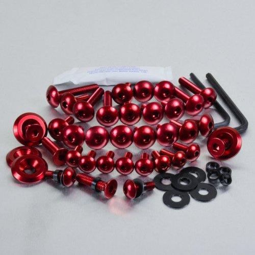 Aluminium Body Panel Kit Honda XR400 Red