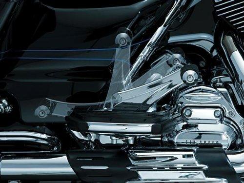 Kuryakyn 4353 Adjustable Passenger Pegs For Harley-Davidson
