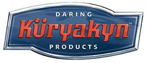 Kuryakyn 8697 Chrome Front Upper Stabilizer Link Cover for Harley 08-14 FLH FLHX FLHR KU 8697