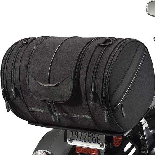 TourMaster 8201-1305-06 Black Large Select Sissy Bar Bag