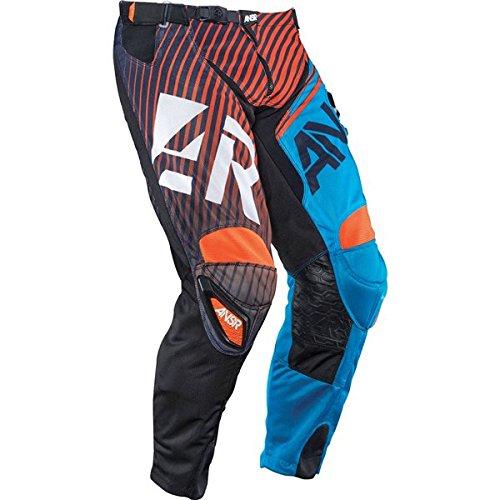 Answer Racing Elite Vented Mens Off-Road Motorcycle Pants - BlueOrange  Size 36