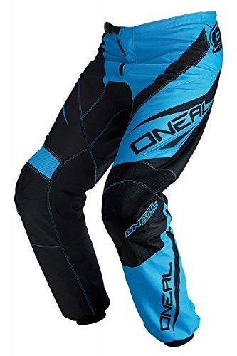 ONeal Racing Element Racewear Mens MX Motorcycle Pants - BlackBlue  Size 34