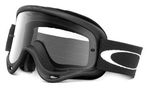 Oakley O-Frame MX Goggles FrameClear Lens Matte Black One Size