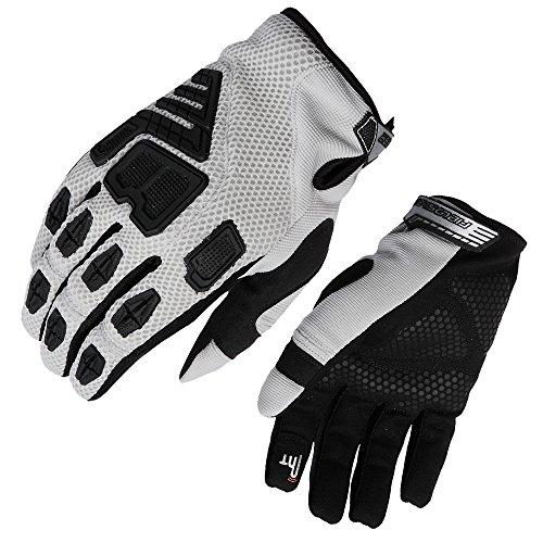 Fieldsheer unisex-adult Rattler Glove Silver XX-Large