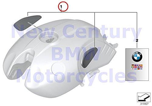 BMW Genuine Motorcycle Knee Pads Set Of Knee Pads R nine T