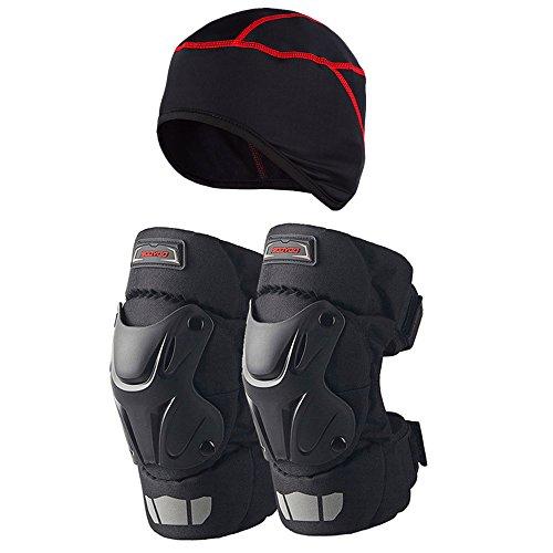 Scoyco K15-2 Motorcycle Motocross Racing Knee Guards Pads Braces Protective Gear