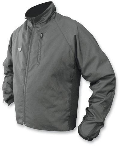 Gears Canada Gen X-3 Warm Tek Heated Jacket Liner , Gender: Mens/unisex, Primary Color: Black, Size: Md 100237