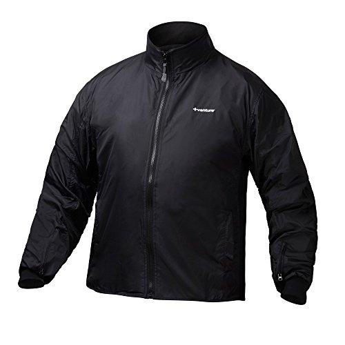 Venture Heat Men's 12v Heated Jacket Liner (black, Xxx-large)