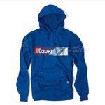Pullover Hoody Team Suzuki Moto Racing Size XXL