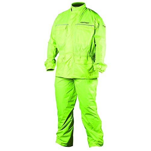AGV Sport Thunder 2-piece rain suit - Hi Viz - small