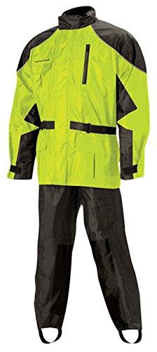 Nelson-Rigg AS-3000 Aston 2-Piece Rain Suit - Hi-Vis - Medium