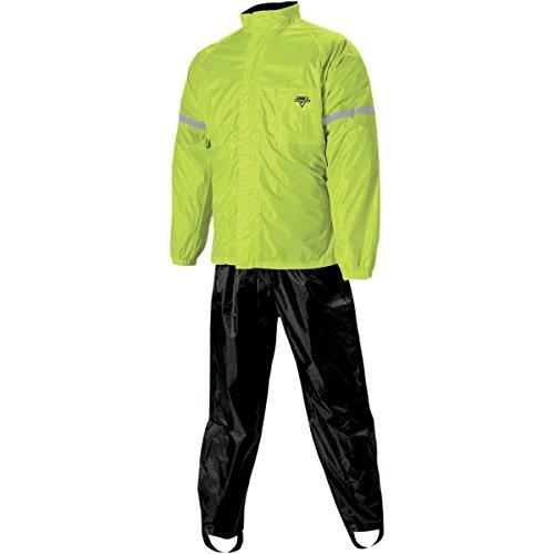 Nelson-Rigg WP-8000 Weather Pro 2-Piece Rain Suit - 3X-LargeHi-Visibility Yellow