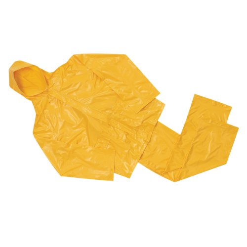 Wenzel 2 Piece Rain Suit Yellow Large