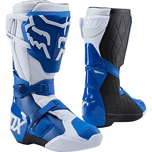 2018 Fox Racing 180 Boots-Blue-12
