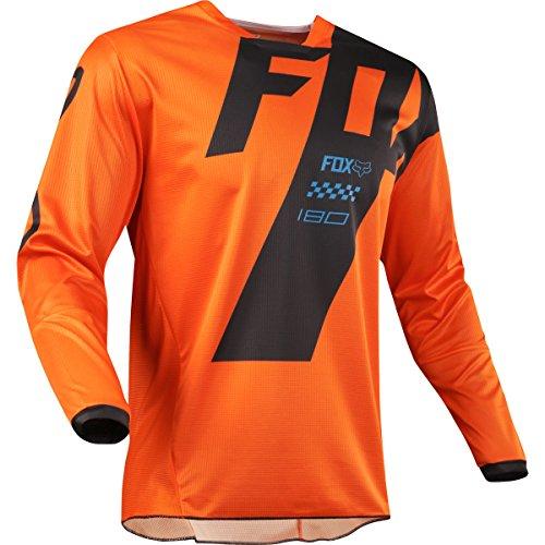 2018 Fox Racing 180 Mastar Jersey-Orange-L