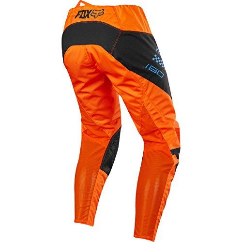 Fox Racing 180 Mastar Mens Off-Road Motorcycle Pants - Orange  32
