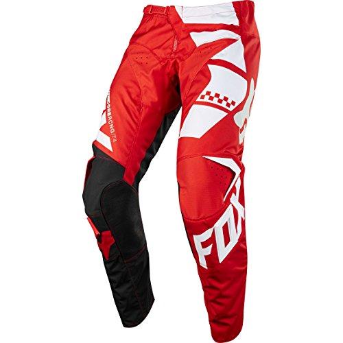 Fox Racing 180 Sayak Youth Boys Off-Road Motorcycle Pants - Red  22