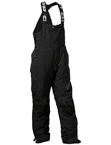 Castle X Racewear Phase Youth Snow Bibs Black XL