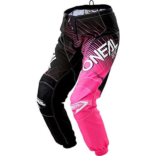 ONeal Womens Element Racewear Pant BlackPink Size 910