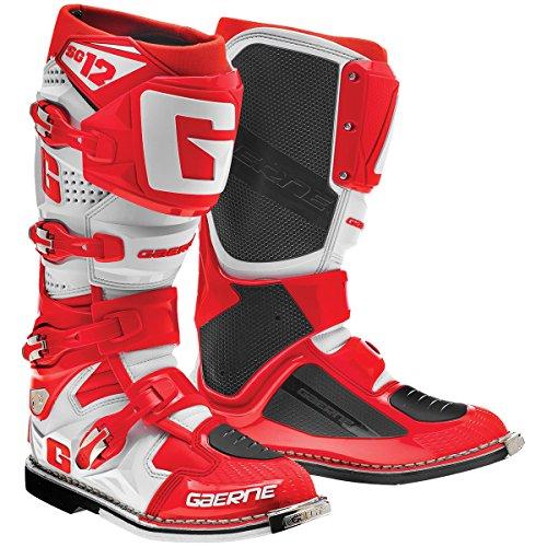 Gaerne 2174-035-012 SG-12 Boots RedWhite 12
