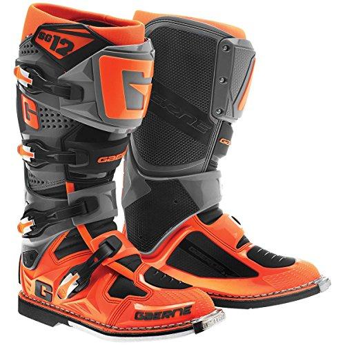 Gaerne 2174-038-012 SG-12 Boots GrayOrange 12