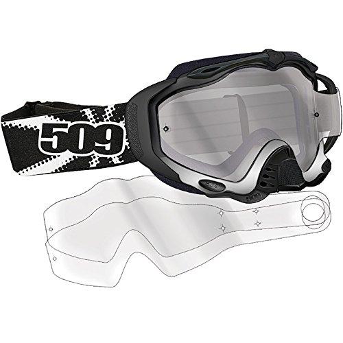 6pk 509 Sinister MX-5 Dirt Goggle Clear Tear Off Lenses
