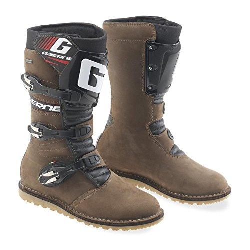 Gaerne GTX All Terrain Mens Brown Motocross Boots - 12