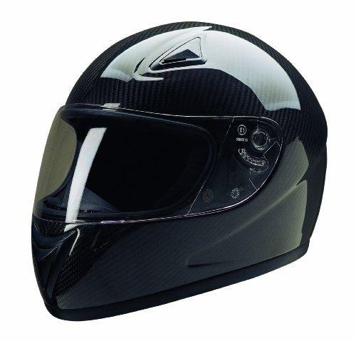 Hci Carbon Fiber Full Face Helmet (carbon, X-large)