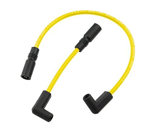 ACCEL 171097-Y 8mm Yellow Spark Plug Wire