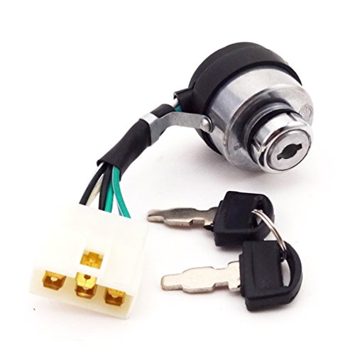 XLJOY Generator On Off Start Ignition Key Switch Fit DuroMax XP4400E XP4400EH XP8500E XP10000E