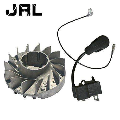 JRL Engine Ignition Coil Module Flywheel For Stihl Hedge Trimmer HS81 HS86
