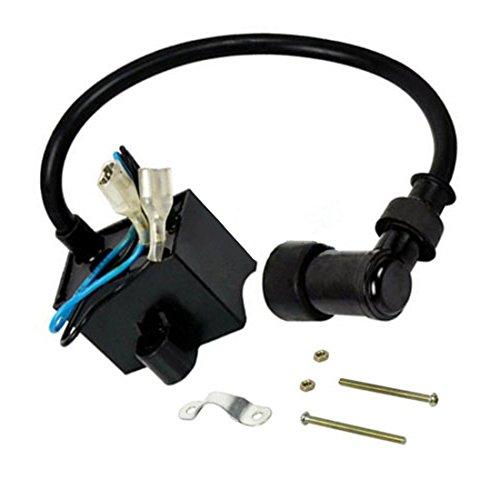 Ignition Coil Module CDI Kit For 49cc 50cc 66 80cc 2 Stroke Motorized Bike