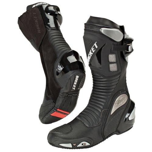 Joe Rocket Speedmaster 3.0 Leather Motorcycle Race Boot