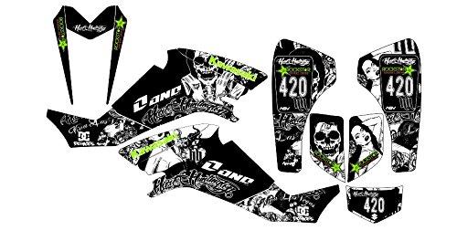 Kawasaki KFX 400 Graphics