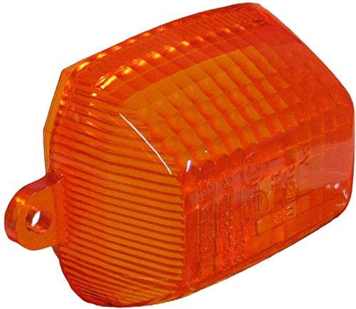 Kawasaki ZXR 400 Indicator Lens Rear LH Amber 1999