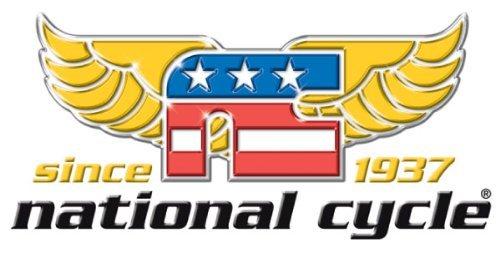 National Cycle N8513 Plexifairing 3 Clear Windshield for 1957-2012 Harley David