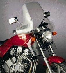 National Cycle N8803 Plexifairing 3 Clear Windshield for Honda Cruisers
