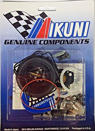 Genuine Mikuni Carburetor Rebuild kit for 2001-2005 Yamaha Raptor 660 MK-BSR33-41