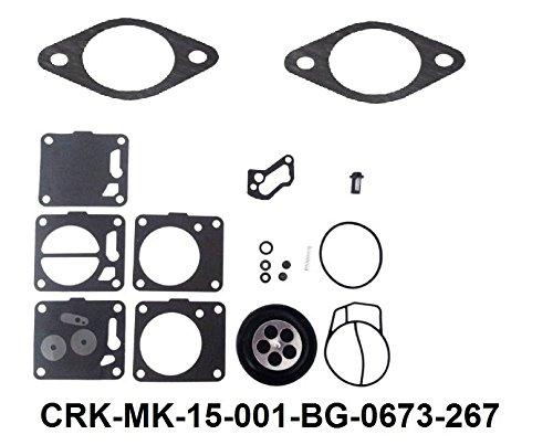Tigershark Mikuni Carburetor Rebuild Kit Monte Carlo Daytona Barracuda 640 Bg
