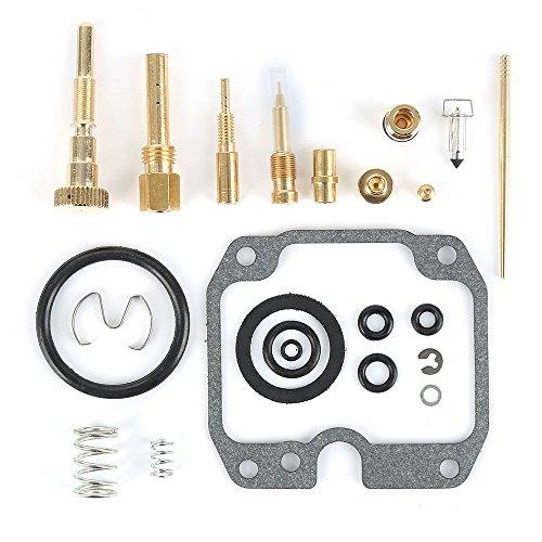 OuyFiltersTMReplacement Carburetor Carb Rebuild Kit Repair for 1986 1987 1988 1989 Yamaha YFM200 Moto 4