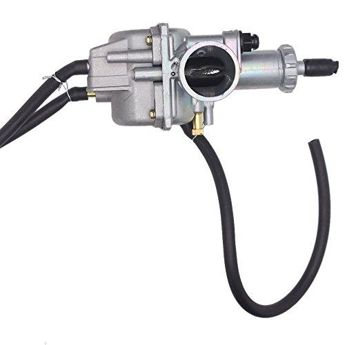 Replacement Carburetor for ATV Quad 1988-1998 Kawasaki Bayou 220 KLF220A Carb