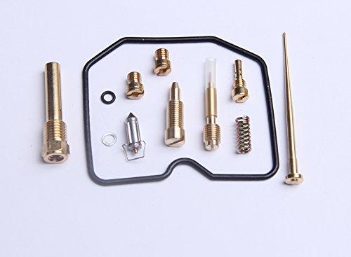 New Carburetor Repair Kit Carb Rebuild Kit For Kawasaki Prairie 360 KVF360 2003 2004 2005 2006 2007