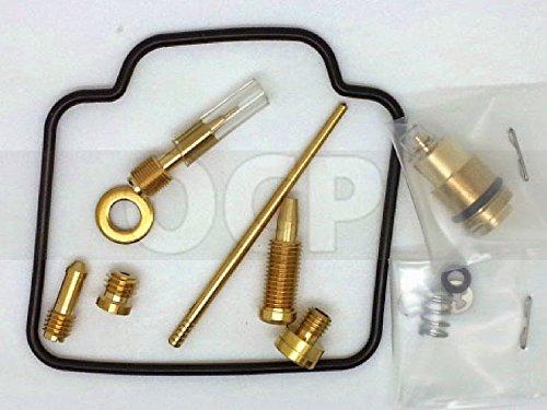 Orange Cycle Parts Carburetor Carb Rebuild Repair Kit for Polaris Trail Boss 325 ATV 2000 - 2002