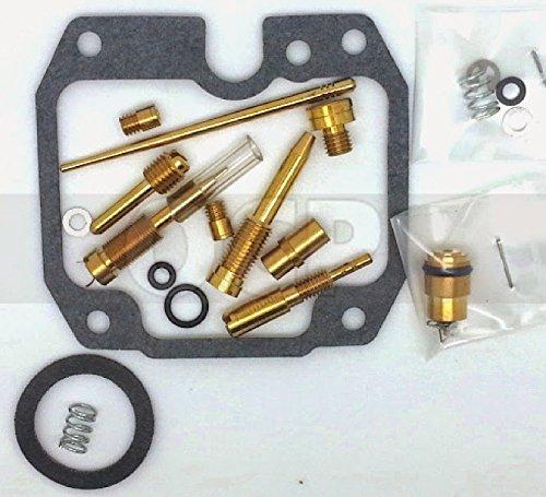 Orange Cycle Parts Carburetor Carb Rebuild Repair Kit for Yamaha TTR 125 Dirtbike 2000-05 MX