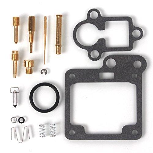 Wingsmoto Carburetor Carb Rebuild Kit Repair for Yamaha Raptor 80 YFM80R YFM80 2002-2008