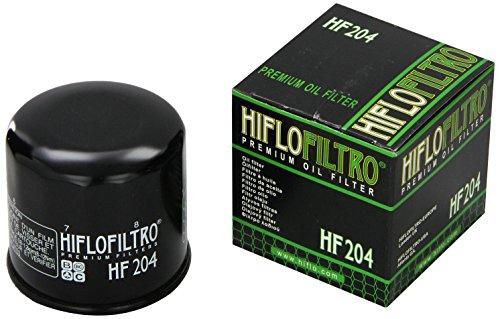 Hiflofiltro HF204 Black Premium Oil Filter