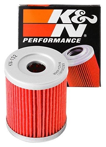 K&N KN-132 SuzukiHyosung High Performance Oil Filter