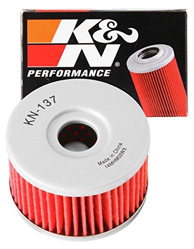 K&N KN-137 Suzuki High Performance Oil Filter